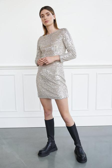 Stylestore: WBLTURNER SEQUIN DRESS