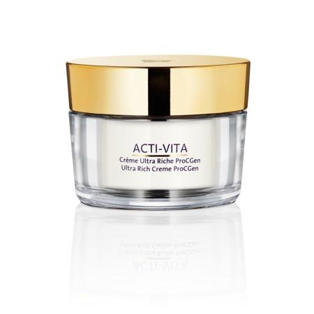 Monteil: Acti-Vita Ultra Rich Creme ProCGen, 50 ml