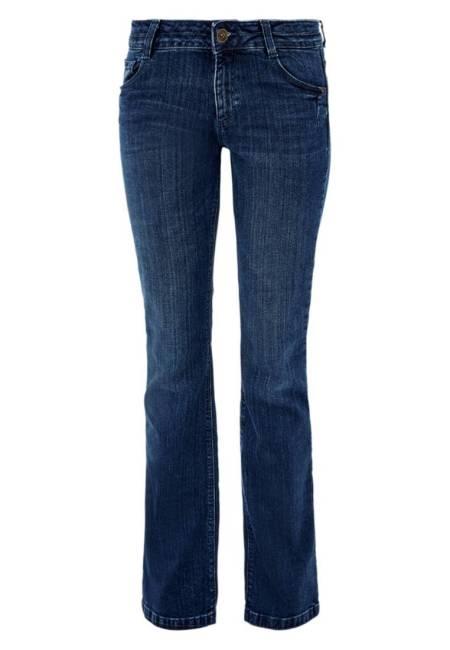 s.Oliver RED LABEL: SMART BOOTCUT - Jeans Bootcut - blue denim