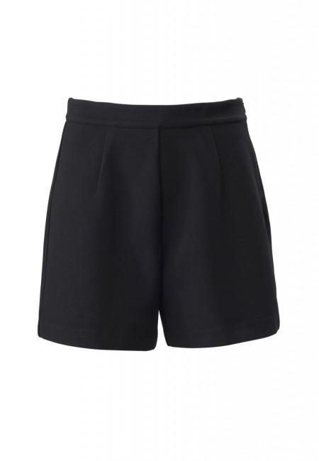 Phyne: The Skirt Shorts - Black