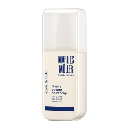 Marlies Möller: Finally Strong Hair Spray, 125ml