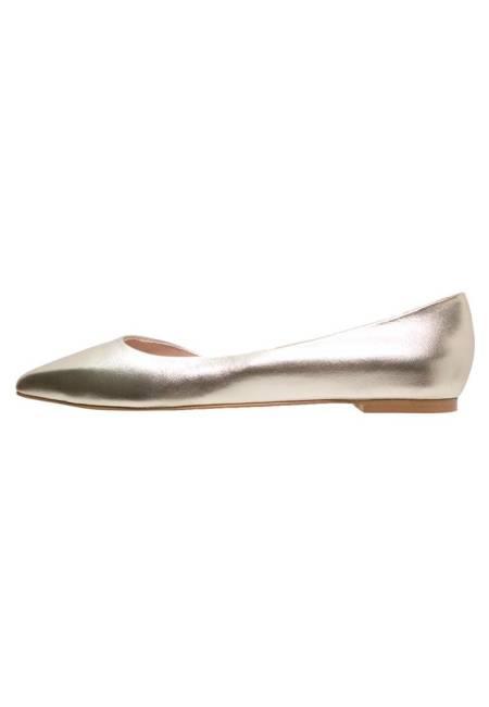 Zign: Klassische Ballerina - gold