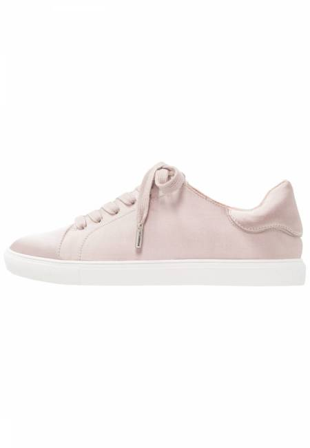 Topshop: CATSEYE LACEUP - Sneaker low - taupe/beige