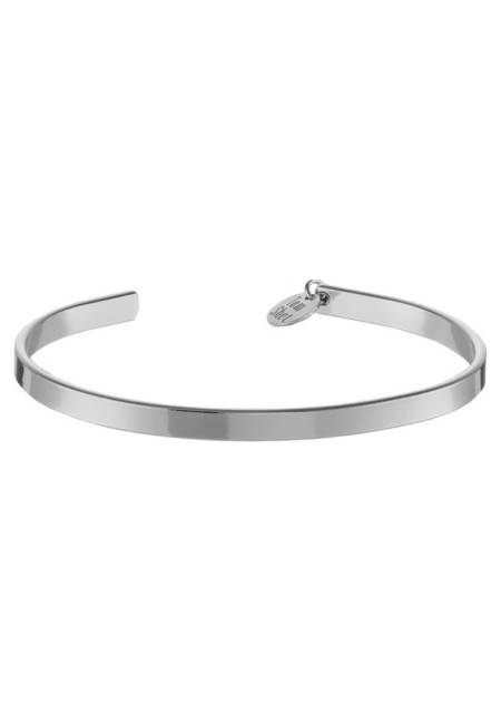TomShot: Armband - silver-coloured