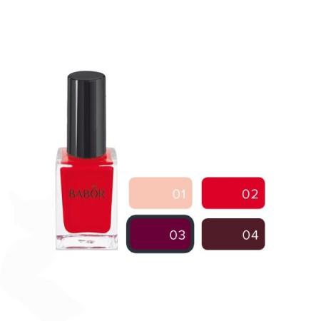 BABOR: AGE ID Make up Nail Colour 03 burgundy
