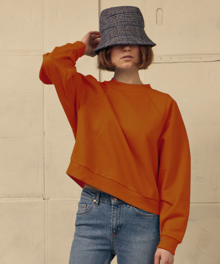 Blanche: BLANCHE Oversized Sweater