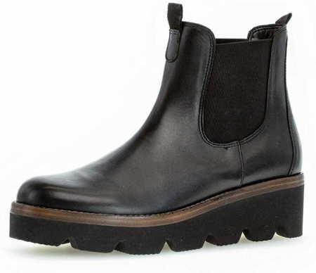 Gabor Chelsea Boot schwarz 35