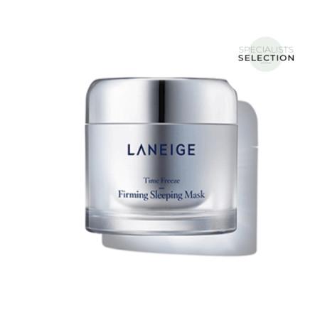 Laneige: TIME FREEZE FIRMING SLEEPING MASK   Regenerierende & straffende Over-Night Maske mit Kollagen, Adenosine & Hafer-Ferment