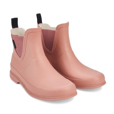 Tretorn Damen Eva Lag Rubberboots Dusty Pink / Rosa Gummistiefel