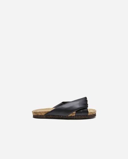 Flattered: Lou Vegan Material Black