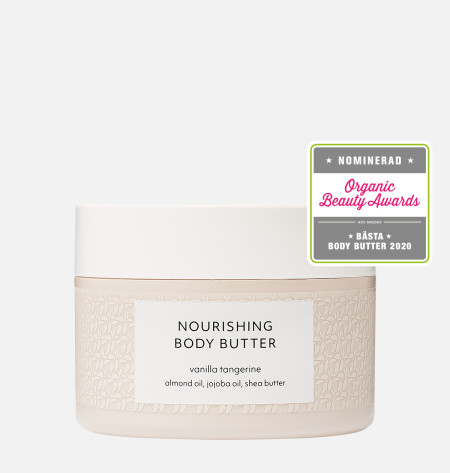 Estelle & Thild: Vanilla Tangerine Nourishing Body Butter