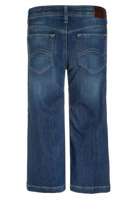 Tommy Hilfiger: CULOTTE - Jeans Relaxed Fit - denim