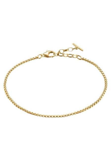 THOMAS SABO: CLASSIC - Armband - gold-coloured