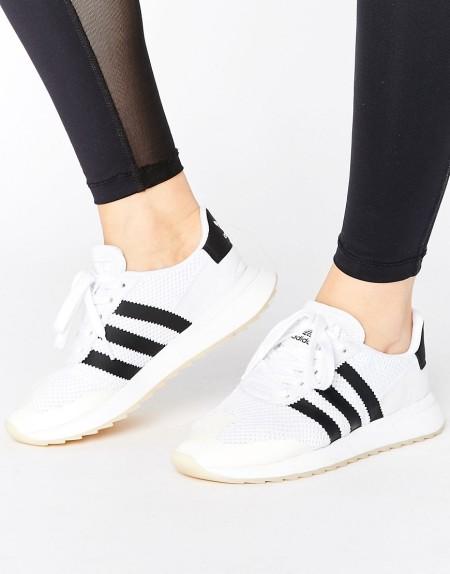 adidas Originals - FLB - Sneakers in Weiß - Weiß