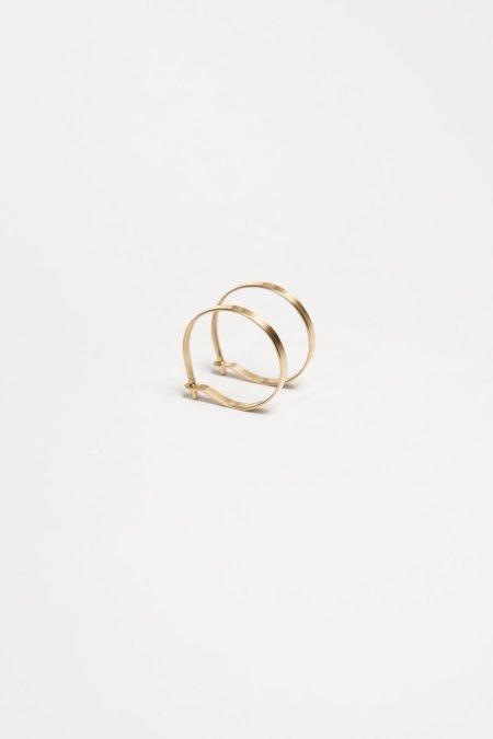 Johanna Gauder: Earring No 12