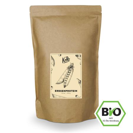 KoRo: Bio Erbsenprotein | 500 g