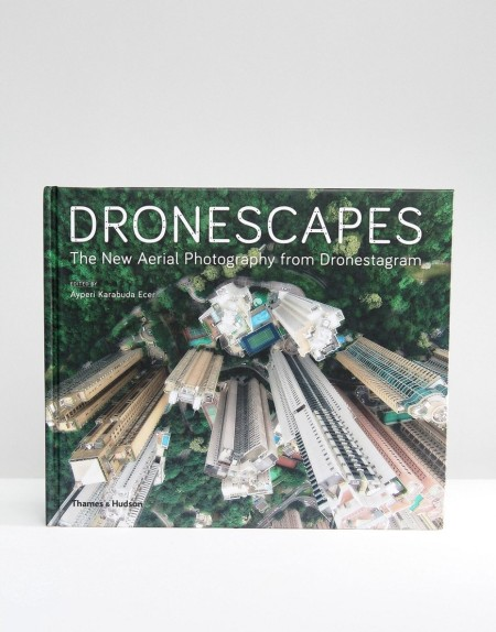 Books: Dronescapes - Buch - Mehrfarbig