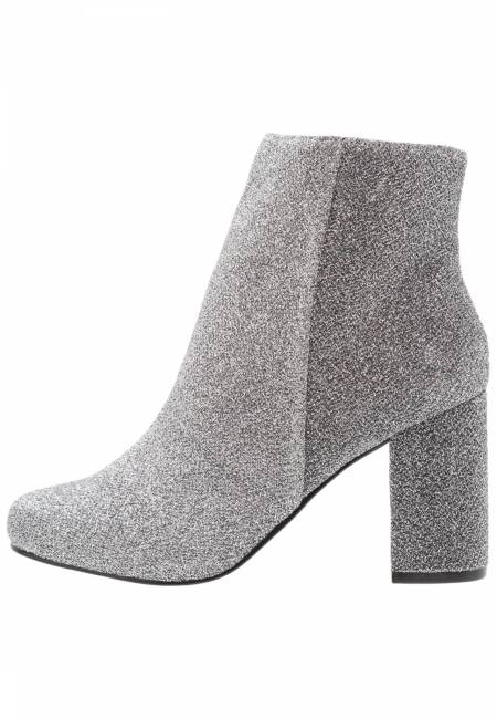 Faith: BLING - Ankle Boot - silver