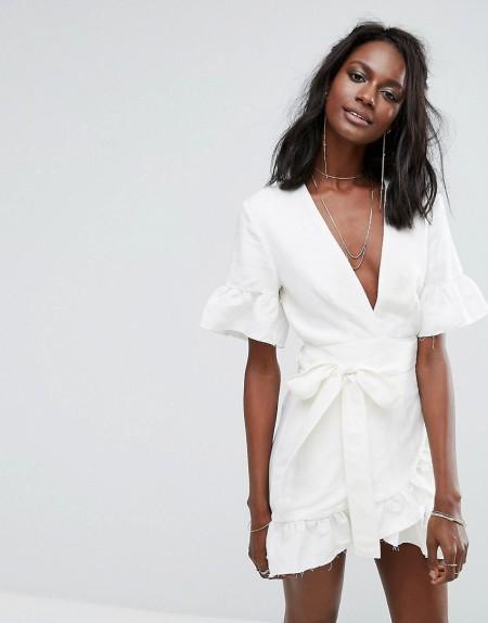 Majorelle - Priscila - Kleid - Weiß