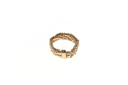 Sabrina Dehoff: Ring Chain flex Blank