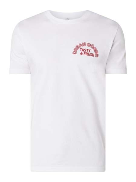 Mister Tee: T-Shirt mit Print