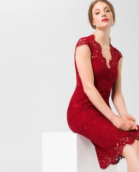 IVY & OAK: Lace Cocktail Dress