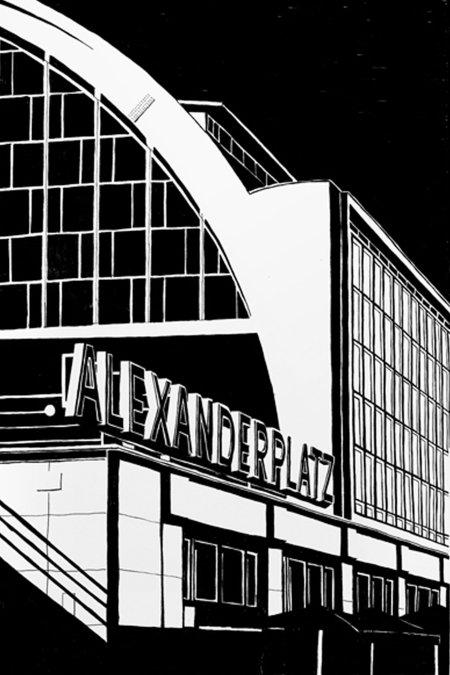 Blackout Cities: Alexanderplatz Station Berlin