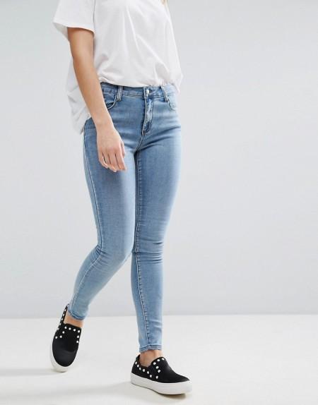 Glamorous - Enge Jeans - Schwarz