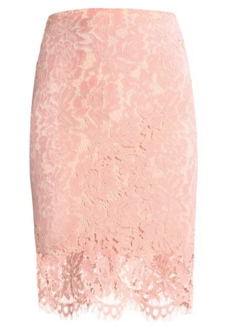 New Look: Bleistiftrock - pink