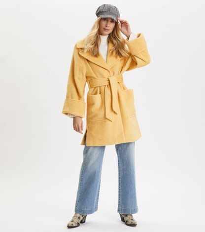 Odd Molly: Caught You Looking Coat