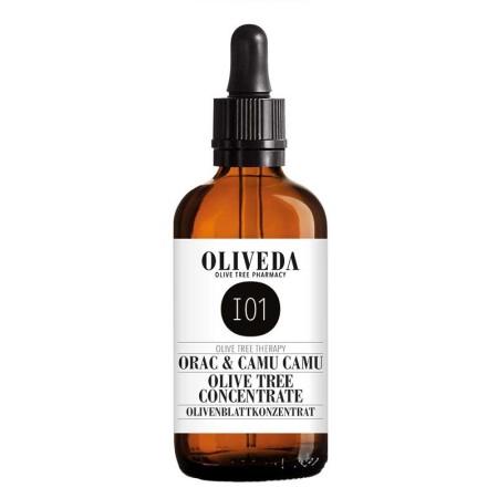 Oliveda: I01 Olivenblattkonzentrat ORAC & CAMU CAMU, 100ml