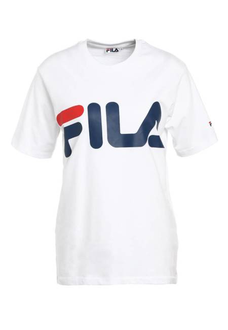 Fila: CLASSIC LOGO - T-Shirt print - bright white