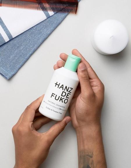 Hanz de Fuko: Hanz De Fuko - Natural - Shampoo - Mehrfarbig