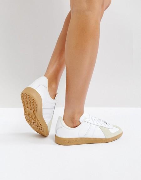 adidas Originals - BW Army - Sneaker in Weiß - Weiß