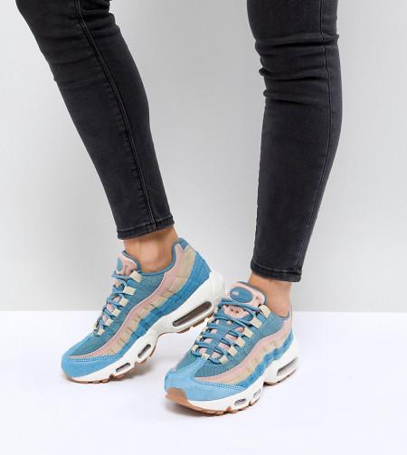 Nike - Air Max 95 Lx - Sneaker in Blau - Blau
