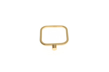 Sabrina Dehoff: Superfine ring with a tube