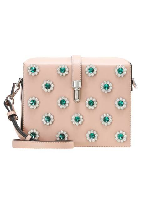 Topshop: BERTIE BOXY - Umhängetasche - pink