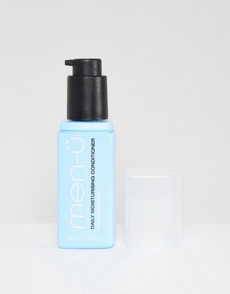 Men:U: men-u - Feuchtigkeitsspendender Conditioner für den täglichen Gebrauch, 100 ml - Transparent