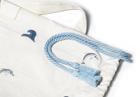 MAATÏ MAATÏ: THE BAG #savethedolphins