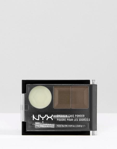 NYX Professional Makeup: NYX Professional Make-Up - Augenbrauenpuder - Braun