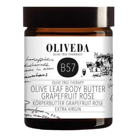 Oliveda: B57 Körperbutter Grapefruit/Rose, 180ml