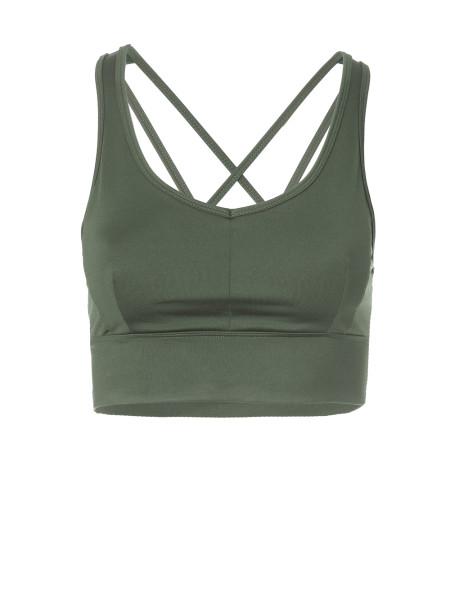 Kismet Yogastyle: Yoga Bra Top Radha - Deep Jade