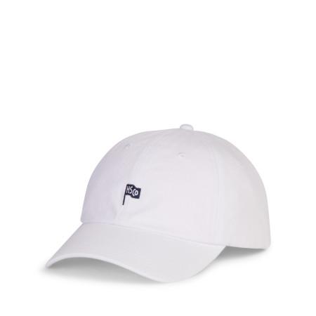 Herschel Sylas Cap White / Weiß Kappe