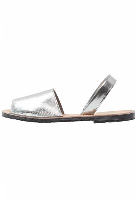 Tamaris: Riemensandalette - silver metallic