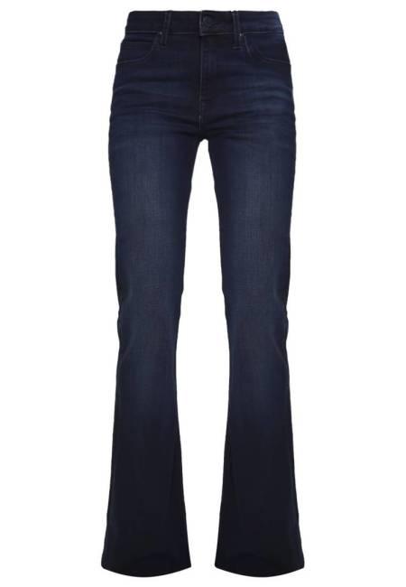 Lee: Flared Jeans - super dark