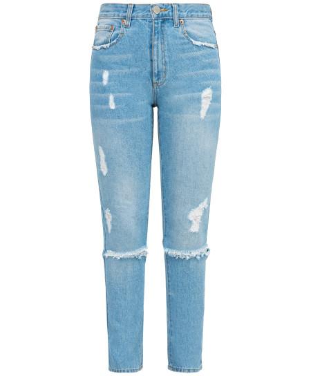 tatman handmade: Ripped jeans