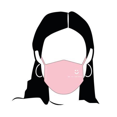 Maison Hēroïne: Hēroïne Maske - Smiley