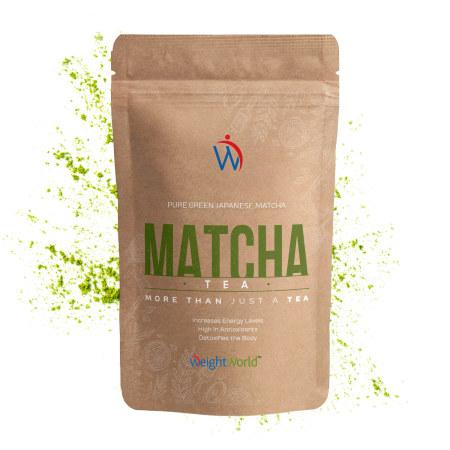 WeightWorld: Matcha Tee