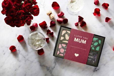 Pana Chocolate I Love You Mum Gift Pack (4 Bars)
