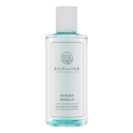 Ecolline: MANUKA MARULA BALANCING TONER    Ausgleichender Anti-Aging Gesichtstoner mit Marula Öl & Manuka Honig